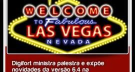 Las Vegas consolida a marca em feiras internacionais