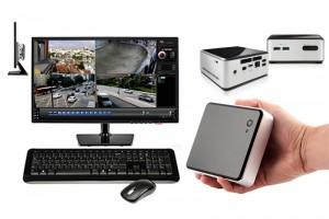 O ULTRATOP NUC será o menor servidor de câmeras do mundo