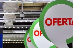 Corredores da loja são monitorados com nova tecnologia