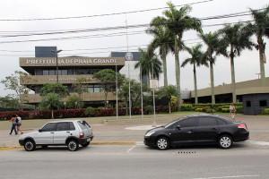 CICOE-PG está instalado dentro do Paço Municipal