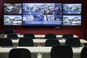 Centro de Treinamento do Digifort, localizado em sua sede matriz, na cidade de São Caetano do Sul/SP