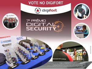 Votação até 18 de maio no site do 7º Prêmio Digital Security