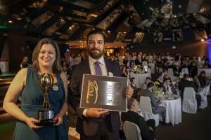 3.O prêmio foi dedicado aos colaboradores e clientes do Digifort